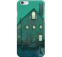 Boat House iPhone Case/Skin