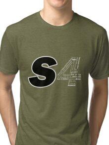 Castle S4 Tri-blend T-Shirt