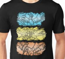 Legendary Trio Unisex T-Shirt