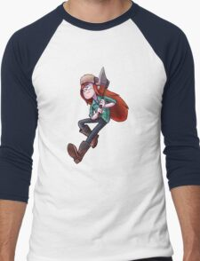 Wendy Men's Baseball ¾ T-Shirt