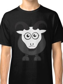 Grover The Goat in Grey Classic T-Shirt