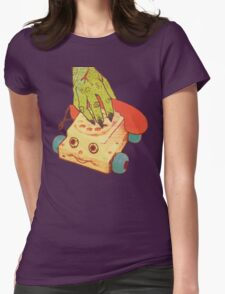 Thee Oh Sees Castlemania Womens Fitted T-Shirt