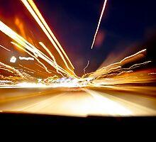 On the Road (II) by BarkingGecko
