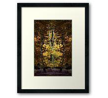 Autumn Jewel - 2 Framed Print