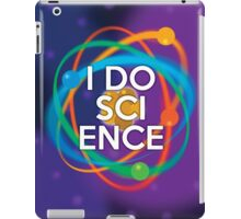 I DO SCIENCE iPad Case/Skin