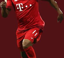 Douglas Costa - Vector by MisterJfro