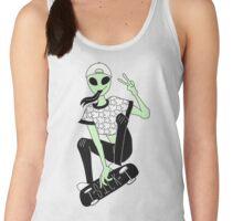 Sick alien  Women's Tank Top