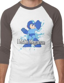 I Main Megaman - Super Smash Bros. T-Shirt