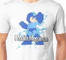 I Main Megaman - Super Smash Bros. Unisex T-Shirt