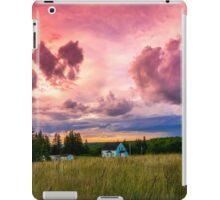 Sunset in Rear Intervale iPad Case/Skin