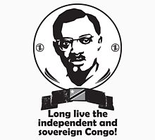 Long Live The Independent And Sovereign Congo! Mens V-Neck T-Shirt