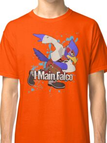 I Main Falco - Super Smash Bros. Classic T-Shirt