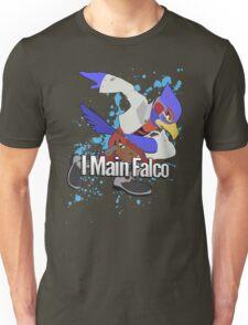 I Main Falco - Super Smash Bros. Unisex T-Shirt