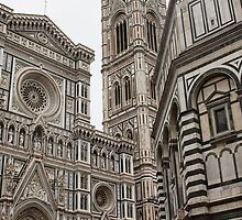 Giotto's Bell Tower  by Lynne Morris