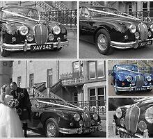 1962 MK 2 Jaguar by MY Scotland