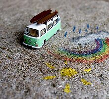 Camper Van Forecast by Mark Wilson