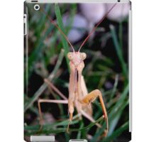 Mantis - In The Grass iPad Case/Skin