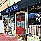The Black Dog Bistro HDR'd by Chelei