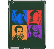 Renaissance Ninjas iPad Case/Skin