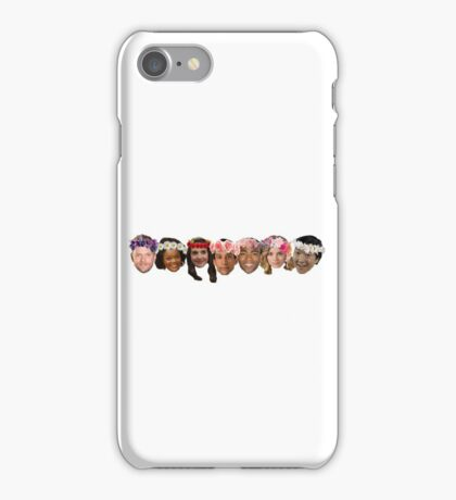 The Greendale Seven iPhone Case/Skin