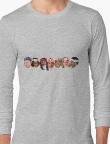 The Greendale Seven Long Sleeve T-Shirt