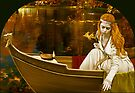 The Lady of Shalott by Ivy Izzard