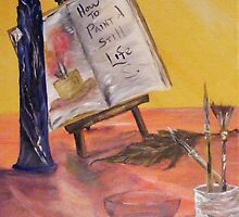 How to paint a still life... by tusitalo