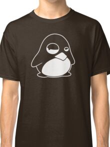 TUX Penguin in a bad mood, LINUX  Classic T-Shirt