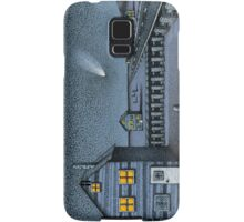Meteor on Maple Street Samsung Galaxy Case/Skin