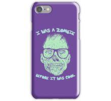 Hipzter iPhone Case/Skin