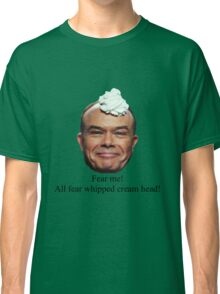 Red Forman - Whipped Cream Head Classic T-Shirt
