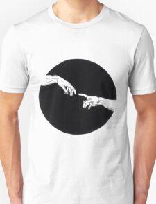 Creating Adam Unisex T-Shirt