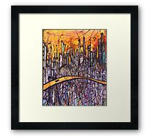 The Road to Gotham City (2004) Framed Print