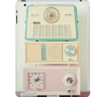 Radio Stations iPad Case/Skin