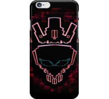 The Glitch King iPhone Case/Skin