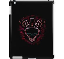 The Glitch King iPad Case/Skin