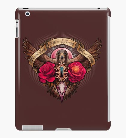 There Are Other Worlds Than These iPad Case/Skin