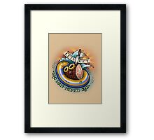 Let's Get Hammered! Framed Print