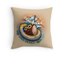Let's Get Hammered! Throw Pillow