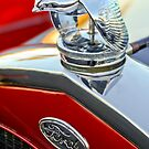 "1931 Ford ""Quail"" Hood Ornament by Jill Reger"