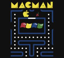 Mac-Man Kids Tee