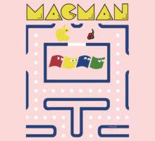 Mac-Man Baby Tee