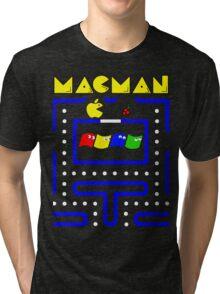 Mac-Man Tri-blend T-Shirt