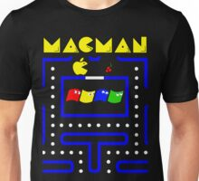 Mac-Man Unisex T-Shirt