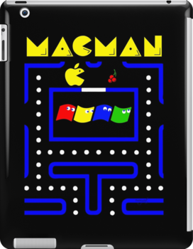 Mac-Man by emoryarts