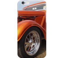 ford custom golden iPhone Case/Skin