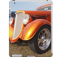 ford custom golden iPad Case/Skin