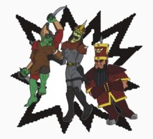 Fantasy Football- Chaos Dwarf & Hobgoblin vs Undead by anc001