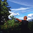 Blackberry Harvest 2015 by Brad Collins