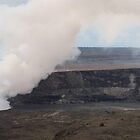 Kilauea Caldera, Big Island, Hawaii by Rebel Kreklow